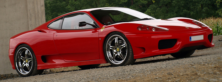 FERRARI 360 Modena - photos