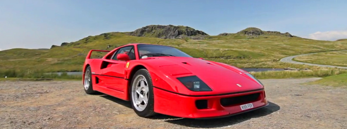 F40 & F50 vs analogue rivals