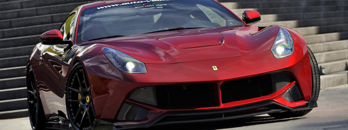 Ferrari F12berlinetta Super Veloce Racing
