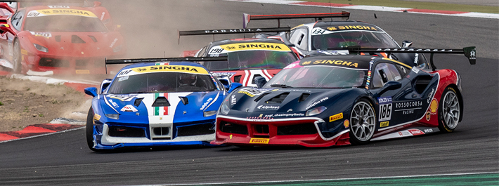 Ferrari Racing Days Nürburgring 2019 - Saturday